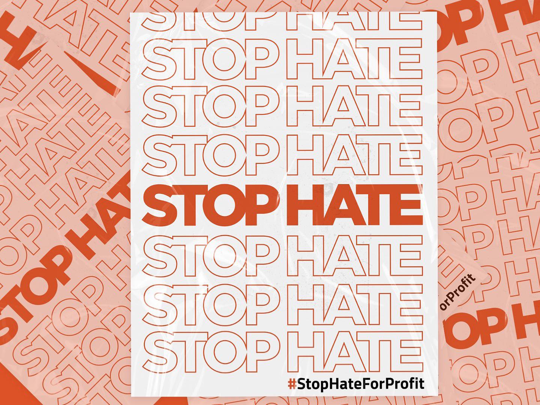 #StopHateForProfit Kim Kadarshian boycott d'Instagram