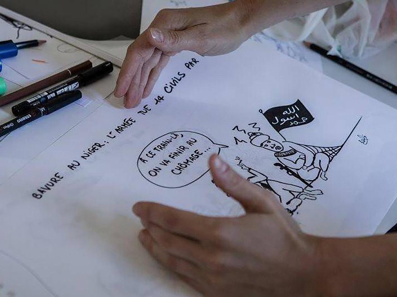 métier dessinateur presse journaliste définition